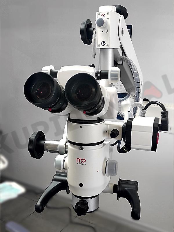 Фото - микроскоп стоматологический купить