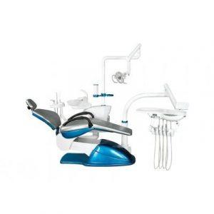 Фотография Azimut 300A MO - стоматологическая установка с верхней подачей инструментов