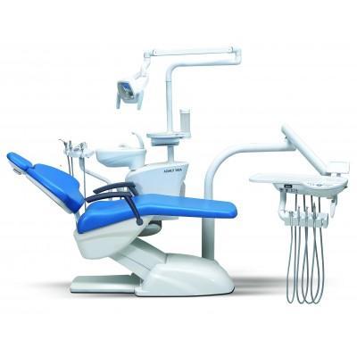 Фотография Azimut 300A MO - стоматологическая установка с нижней подачей инструментов
