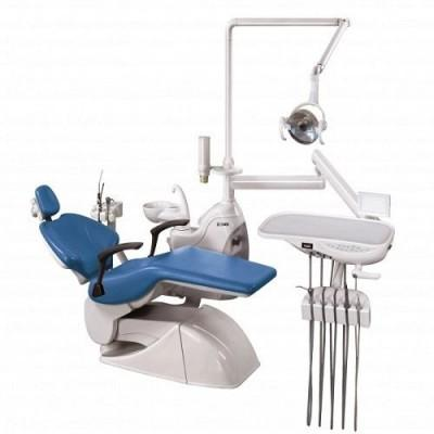 Фотография Azimut 600A MO - стоматологическая установка с нижней подачей инструментов