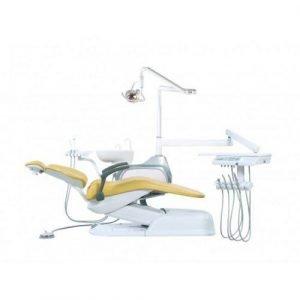 Фотография AJ 11 - стоматологическая установка с нижней/верхней подачей инструментов | Ajax (Китай)