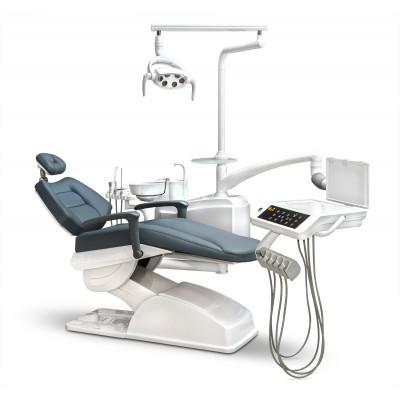 Фото - AY-A 3600 - стоматологическая установка с нижней подачей инструментов и сенсорной панелью   Anya (Китай)
