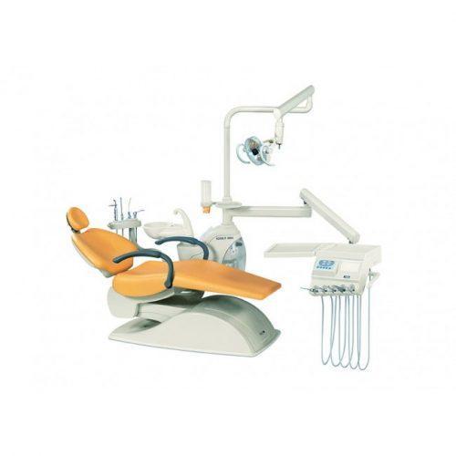 мягкой обивкой кресла и двумя стульями | Azimut (Китай)