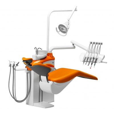 с креслом DM20   Diplomat Dental (Словакия)