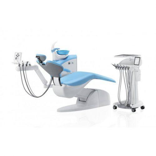 Фотография Diplomat Lux DL320 - стоматологическая установка с нижней подачей инструментов   Diplomat Dental (Словакия)