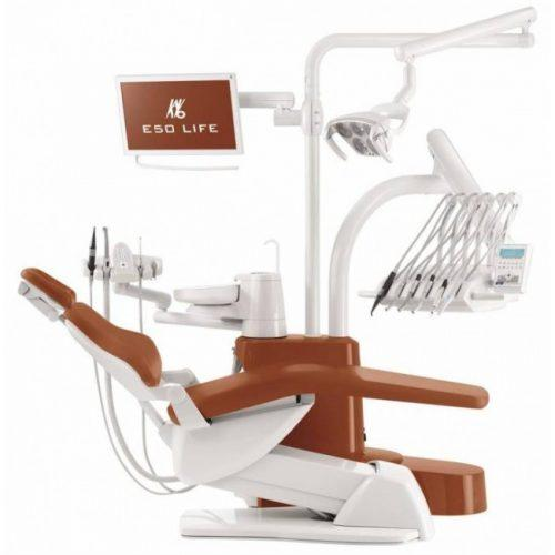 Фото - Estetica E50 Life S/TM (светильник 540 LED) - стоматологическая установка с верхней/нижней подачей инструментов | KaVo (Германия)