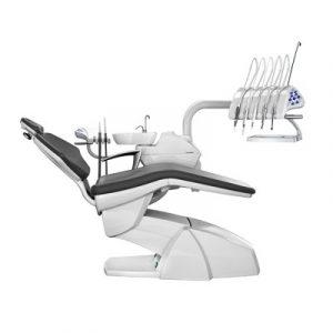 Фотография Partner Safe - стоматологическая установка с нижней/верхней подачей инструментов | Swident (Швейцария)