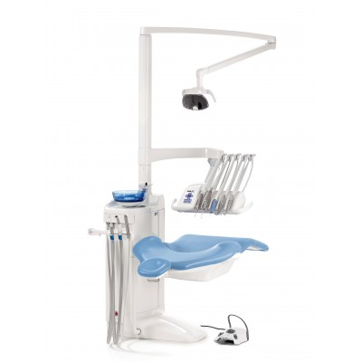 Фото - Planmeca Compact i Classic (Wet) - стоматологическая установка с влажной системой аспирации | Planmeca (Финляндия)