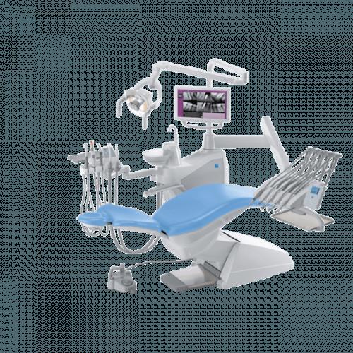 Фото - S200 Continental - стоматологическая установка с верхней подачей инструментов | Stern Weber (Италия)