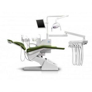 Фотография Siger U200 - стоматологическая установка с нижней подачей инструментов