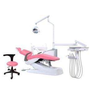 Фотография AJ 12 - стоматологическая установка с нижней/верхней подачей инструментов | Ajax (Китай)
