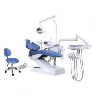 Фотография AJ 15 - стоматологическая установка с нижней/верхней подачей инструментов | Ajax (Китай)