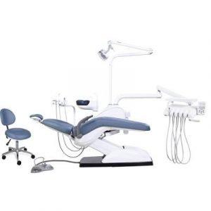 Фотография AJ 18 - стоматологическая установка с нижней/верхней подачей инструментов | Ajax (Китай)