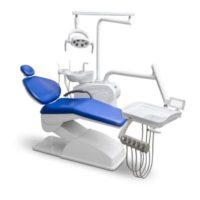 Фотография AY-A 1000 - стоматологическая установка с нижней подачей инструментов | Anya (Китай)