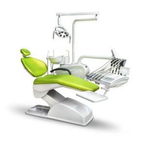 Фотография AY-A 1000 - стоматологическая установка с верхней подачей инструментов | Anya (Китай)