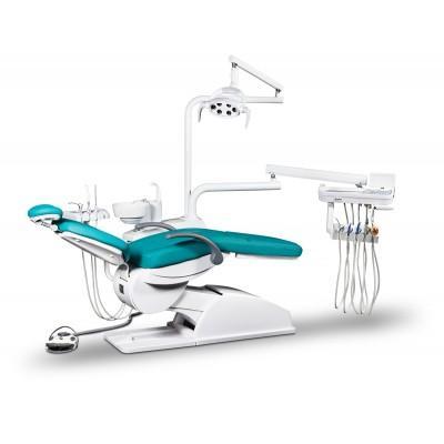Фотография AY-A 3000 - стоматологическая установка с нижней подачей инструментов | Anya (Китай)