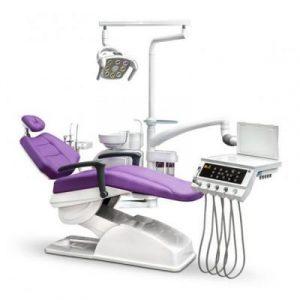 Фотография AY-A 4800 II - стоматологическая установка с нижней подачей инструментов | Anya (Китай)