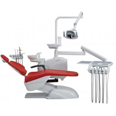Фотография Azimut 400A Elegance MO - стоматологическая установка с нижней подачей инструментов