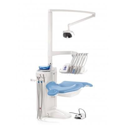 Фотография Planmeca Compact i Classic (Dry) - стоматологическая установка с сухой системой аспирации   Planmeca (Финляндия)