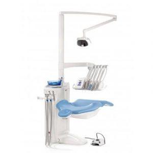 Фотография Planmeca Compact i Classic (Wet) - стоматологическая установка с влажной системой аспирации   Planmeca (Финляндия)