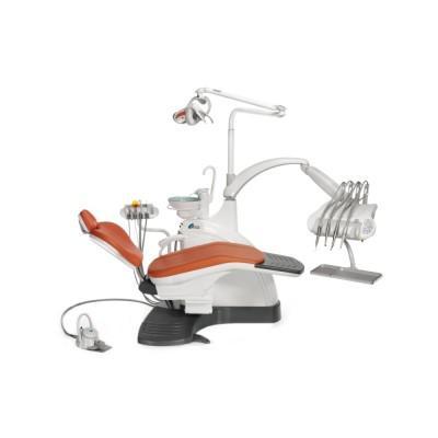 Фотография Fedesa Coral NG Lux - ультракомпактная стоматологическая установка с нижней/верхней подачей инструментов   Fedesa (Испания)