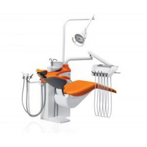 Фотография Diplomat Adept DA130 Special Edition - стоматологическая установка с нижней подачей инструментов