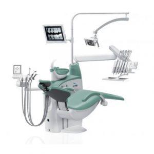 Фотография Diplomat Adept DA270 Special Edition - стоматологическая установка с верхней подачей инструментов