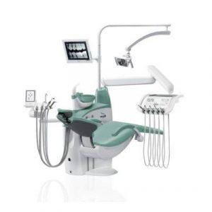 Фотография Diplomat Adept DA280 Special Edition - стоматологическая установка нижней подачей инструментов