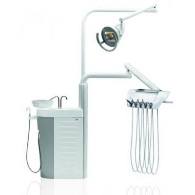 Фотография Diplomat Adept DA110A Special Edition - стационарная стоматологическая установка с нижней подачей инструментов   Diplomat Dental (Словакия)