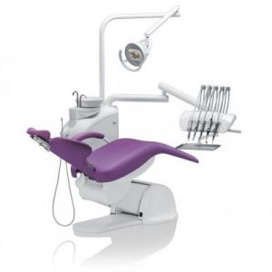Фотография Diplomat Consul DC170 Special Edition - стоматологическая установка навесного типа с верхней подачей инструментов