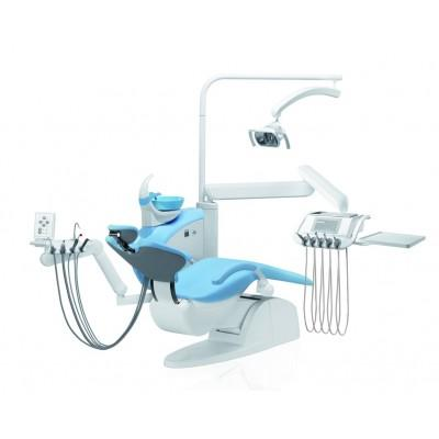Фотография Diplomat Lux DL210 Special Edition - стоматологическая установка навесного типа с нижней подачей инструментов