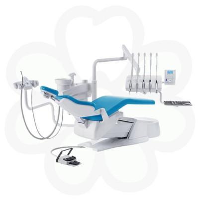 Фотография Estetica E30 S/TM EvoLine (светильник 540 LED) - стоматологическая установка с верхней/нижней подачей инструментов | KaVo (Германия)