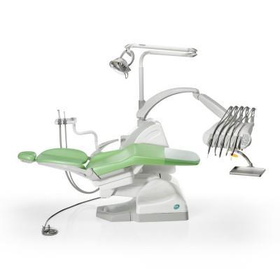Фотография Fedesa Astral Air - ультракомпактная стоматологическая установка с нижней/верхней подачей инструментов | Fedesa (Испания)