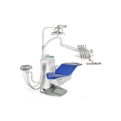 Фотография Fedesa Coral Lux - ультракомпактная стоматологическая установка с нижней/верхней подачей инструментов | Fedesa (Испания)