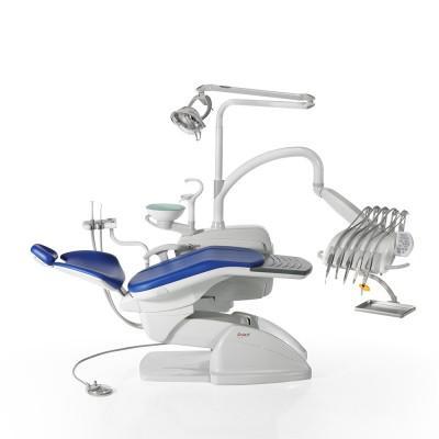 Фотография Fedesa Midway Air - ультракомпактная стоматологическая установка с нижней/верхней подачей инструментов | Fedesa (Испания)