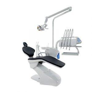 Фотография Friend Easy - стоматологическая установка с нижней/верхней подачей инструментов | Swident (Швейцария)