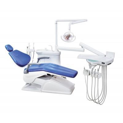 Фотография Geomed 1 NEW Econom - стоматологическая установка с нижней подачей инструментов   Geomed (Китай)