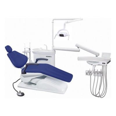 Фотография Geomed 1 NEW - стоматологическая установка с нижней подачей инструментов | Geomed (Китай)
