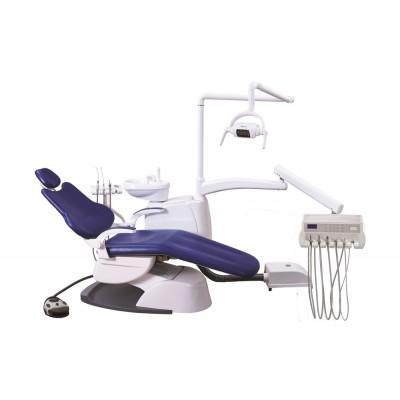 Фотография Geomed 2 - стоматологическая установка с верхней подачей инструментов | Geomed (Китай)