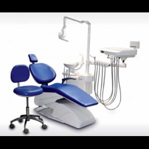 Фотография Legrin 515 - стоматологическая установка с нижней подачей инструментов | Legrin (Тайвань)