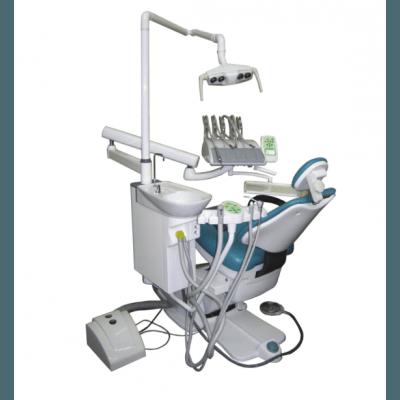 Фотография Legrin 530 - стоматологическая установка с верхней подачей инструментов
