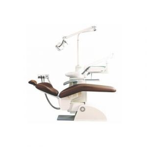 Фотография Linea Esse Plus - стоматологическая установка с верхней подачей инструментов
