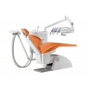 Фотография Linea Patavium - стоматологическая установка с верхней подачей инструментов | OMS (Италия)