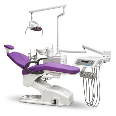 Фотография Mercury 330 LUX - стоматологическая установка с нижней подачей инструментов | Mercury (Китай)