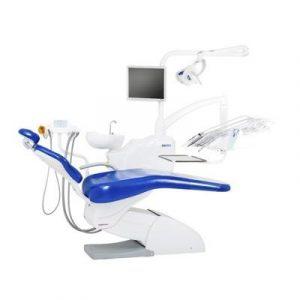 Фотография Nice Glass - стоматлогическая установка с нижней/верхней подачей инструментов   Miglionico (Италия)