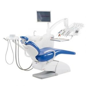 Фотография Nice Touch - стоматлогическая установка с нижней/верхней подачей инструментов   Miglionico (Италия)