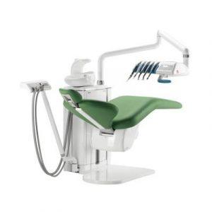 Фотография Universal Top - стоматологическая установка с верхней подачей инструментов | OMS (Италия)
