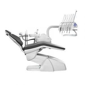 Фотография Partner - стоматологическая установка с нижней/верхней подачей инструментов | Swident (Швейцария)