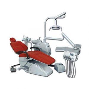 Фотография Pragmatic Elit DL 950 - стоматологическая установка с нижней/верхней подачей инструментов