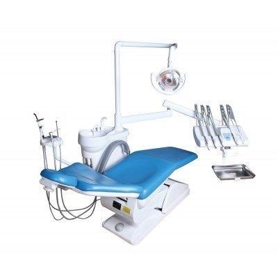 Фотография DL-920 - стоматологическая установка с нижней/верхней подачей инструментов | Foshan Medical (Китай)
